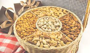 fruit and nut gift baskets nuts dried fruits gourmet nuts superior nut store