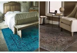 rug gray rug distressed damask rug