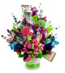 candy bouquet delivery baby gift bouqet chocolate candy bouquet delivery gift basket