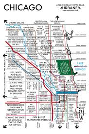 Chicago Printable Map by 38 Best Urbane Maps Images On Pinterest Cartography