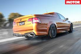 holden maloo 2017 hsv gtsr maloo review motor