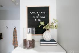 Home Spice Decor Adding Small Touches Of Fall To Our Home Decor With Michaels