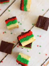 christmas italianistmas bars lace cookies recipes easypillsbury