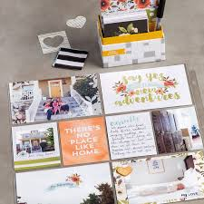 project wedding album stin up project for the win and easy crafts