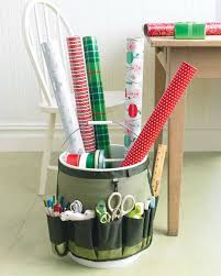 wrapping paper station creative wrapping paper storage ideas hative