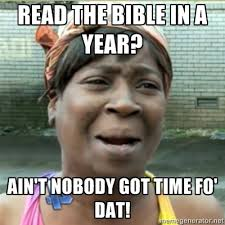 Bible Memes - read the bible in a year meme submitted by 6eight anglican memes