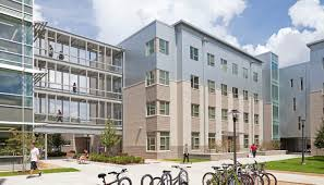 university of houston cougar place student housing page