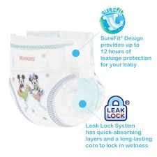 amazon com huggies snug u0026 dry diapers size 1 100 count health