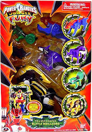 power rangers jungle fury summer 08 toys toy guide power