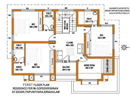 home plans designs 1 kerala house plans with estimate for a 2900 sqft home design