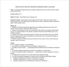 lesson plan format daily lesson plan template 1 www