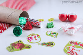 christmas crackers how to make christmas crackers prekinders