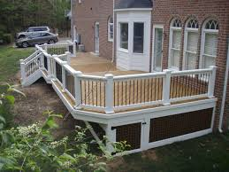 luxury vinyl deck railing how to uninstall vinyl deck railing