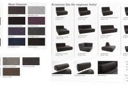 sofa selbst zusammenstellen sofa selber zusammenstellen wunderbar hay mags sofa module 288429