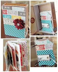 pretty photo albums 468 best mini album scrapbook images on mini books