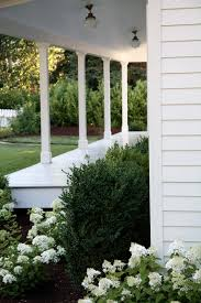 a country farmhouse beautiful tour of their hydrangea gardens