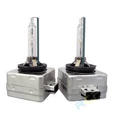 pair 5000k hid bulbs for dodge charger d3s xenon head lights lamps