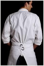 Designer Kitchen Aprons by Designer Chef Wear For Men Shannon Reed