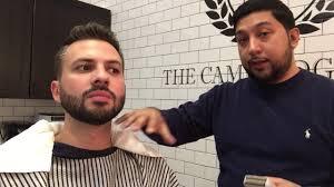 a fresh shave at the cambridge club noshavenovember youtube