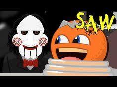 annoying orange annoying orange saw lol one of a s