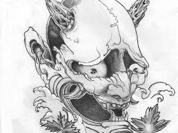 skull tattoo 30 mind blowing tattoo sketches tattoos pinterest