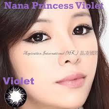 mi nana violet contact lens pair s216 14 99 colored