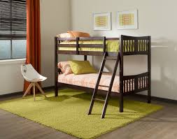 stork craft espresso caribou bunk bed walmart