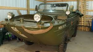 russian gaz 46 4x4 amphibious vehicle military military vehicles