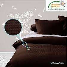 bedding set grey waffle bedding unificationofmind grey and white