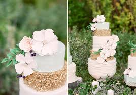 glamorous wedding cake inspiration by rae cakes 100 layer cake