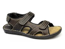 red tape tay mens leather velcro sport sandals timber brown men u0027s