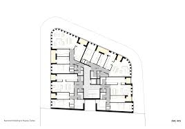 Apartment Building Blueprints by Modern Residential Building Plans U2013 Modern House