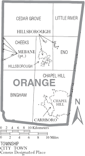 orange county carolina wikiwand