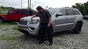 difference between jeep grand laredo and limited 2014 jeep grand laredo altitude edition walk around