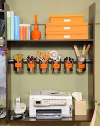 Home Office Desk Organization Ideas Top 40 Tricks And Diy Projects To Organize Your Office Amazing