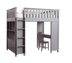 Bunk Bed Systems Storage Beds Loft Bed Systems Pottery Barn