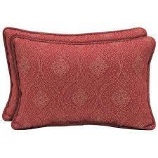 home decorators outdoor pillows lumbar outdoor pillows outdoor cushions the home depot