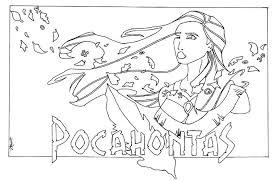 Pocahontas Color Of The Wind By Y Zaradez On Deviantart