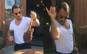 Gay Porn Memes - salt bae internet falls in love with turkish chef s food porn