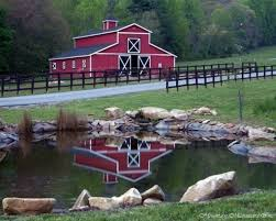 Red Barn In Loxahatchee Fl 402 Best Barns And Stables How To Build Images On Pinterest