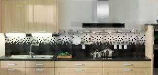 kitchen mosaic tiles ideas kitchen wall tiles design black and white mosaic modern