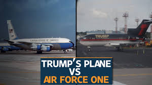 Air Force One Meme - trump s plane vs air force one youtube