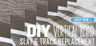 Cloth Vertical Blinds Vertical Blind Slats Tracks And Parts Reslat Com