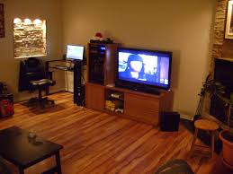 living room gaming pc home design