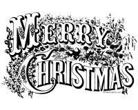 printable merry christmas posters