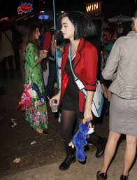 katy perry was jane lane from daria for halloween in la