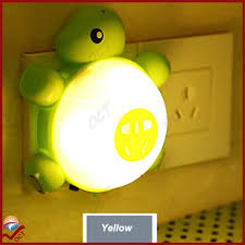 motion sensor night light plug in cartoon led baby kids night light usb charging function 5 style plug