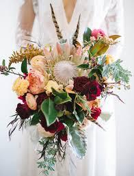 bouquet diy 15 fall wedding flowers we love