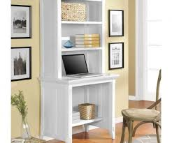 Small Desk For Kitchen Small White Desk Chair In Considerable Metallic Accents Equally