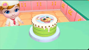 games for girls real cake maker 3d game movie cartoon for